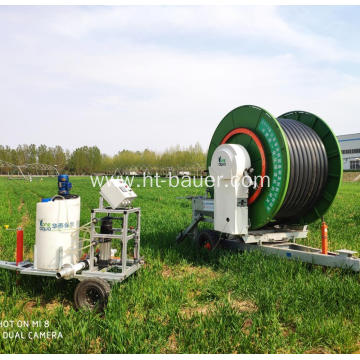 Newest model Hose Reel irrigation system Sprinkler Model 90-300